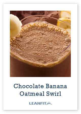 Not that you need a reason to enjoy our chocolate flavoured whey proteins, but apparently today is Chocolate Day!  Try the Chocolate Banana Oatmeal Swirl Smoothie to celebrate