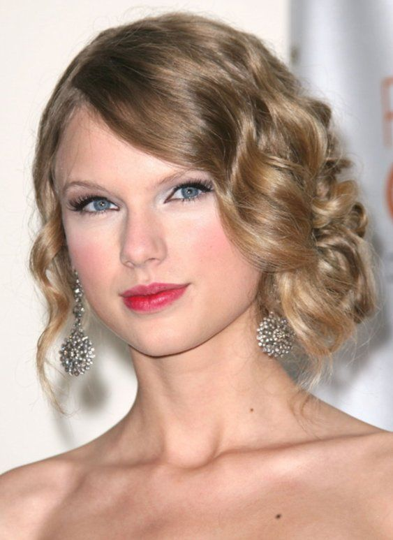 elegant hairstyle