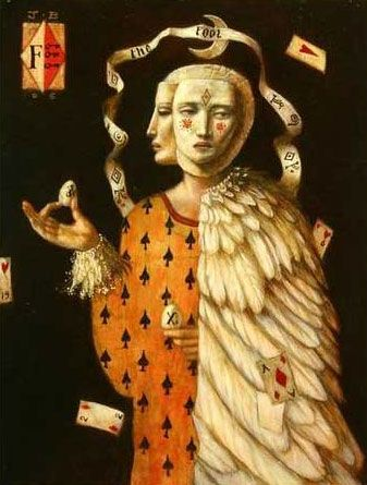 "Jake Baddeley. Baddeley. Jake Baddeley ""The Fool"" 2006"