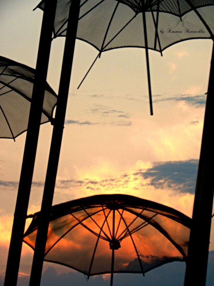 Umbrellas by kxkosmas