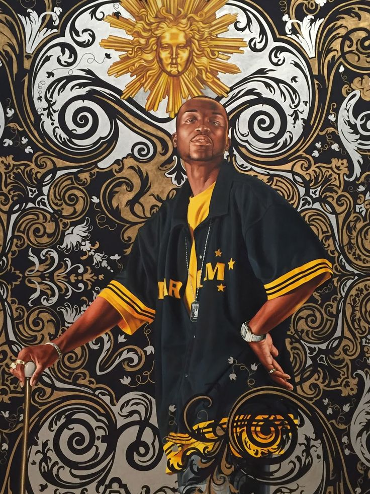 Catching Up with Kehinde Wiley | SchoolArtsRoom | Art Education Blog for K-12 Art Teachers... At Ft Worth Modern to Jan 10, 2016