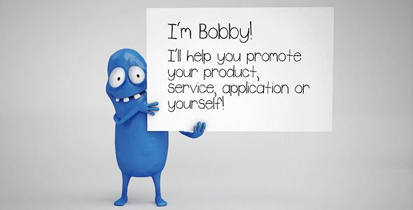 Bobby Promotes, AMAZING After Effects template from Videohive: Videos