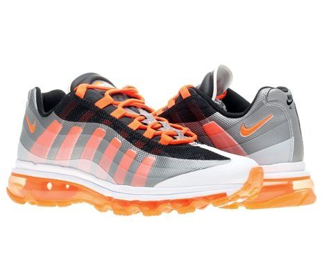 Nike Air Max 95 360 (GS) Boys Running Shoes 512169-007 « Shoe