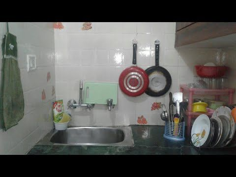 How To Organise Kitchen Without Cabinets I Kitchen Organization Tips