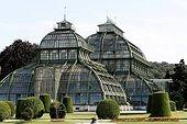 Palmenhaus, Schloss Schoenbrunn, Vienna, Austria