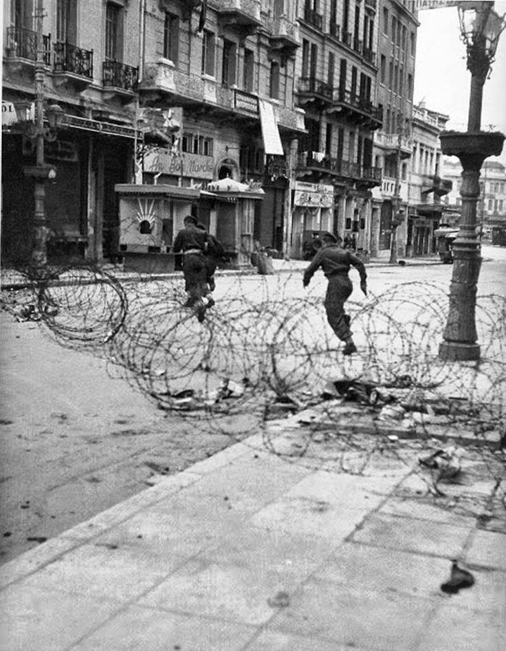 ATHENS, December 1944