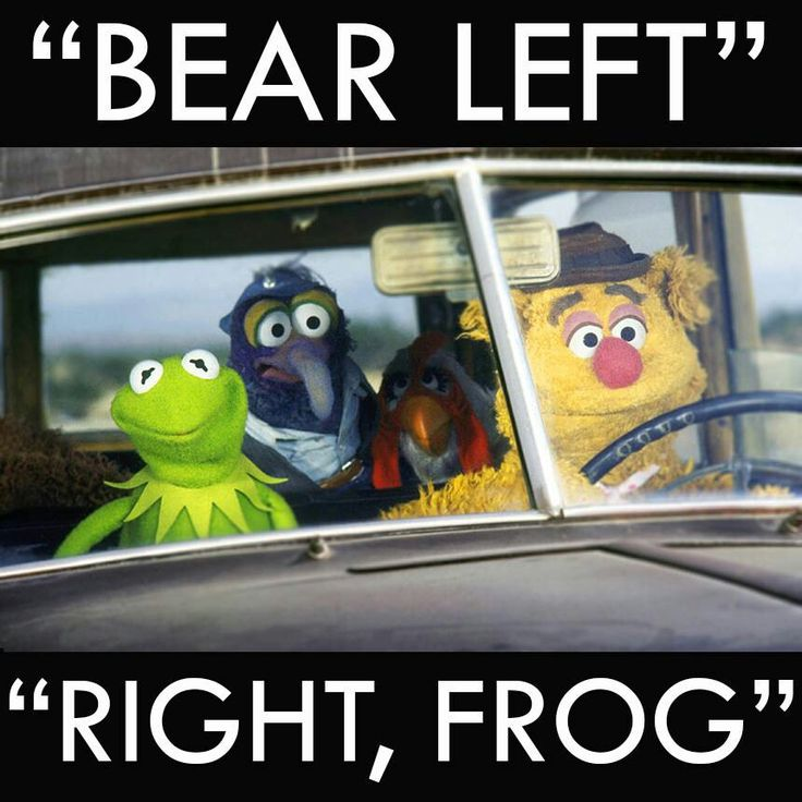 ♥ One of the best lines in The Muppet Movie