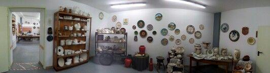 Zeller Keramik museum panorama.