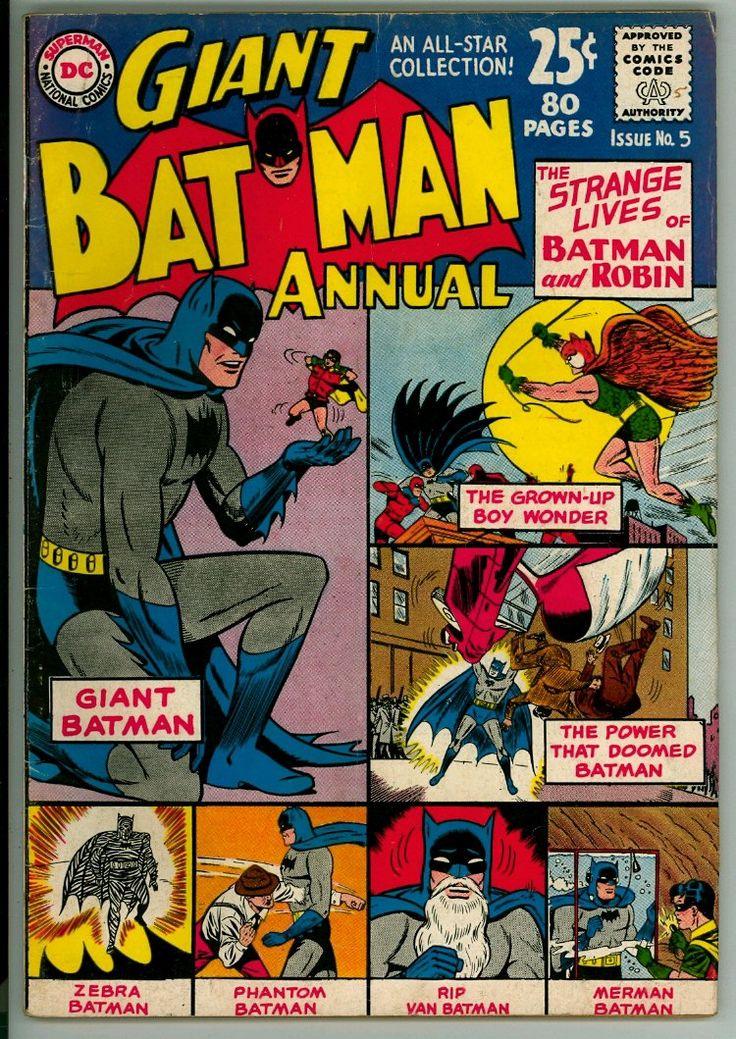 38 best spooky batman covers images on pinterest comics batman batman annual 5 vg 40 fandeluxe Images