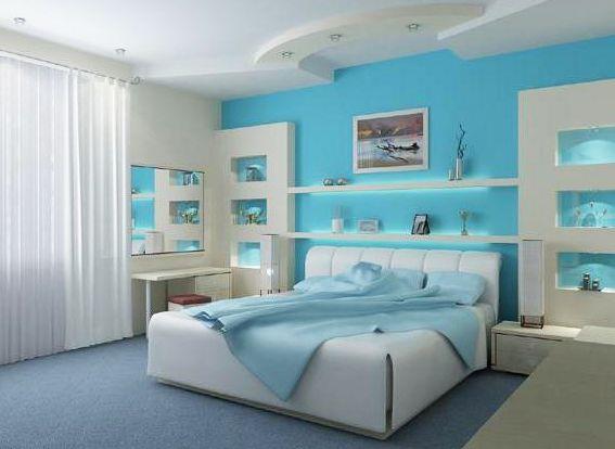 Дизайн спальни 9 кв м: светильники