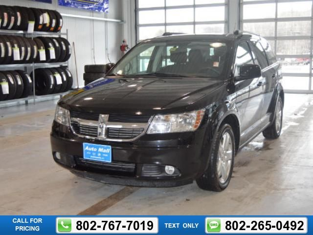 2010 Dodge Journey SXT Black $12,987 70456 miles 802-767-7019 Transmission: Automatic  #Dodge #Journey #used #cars #TheAutoMall #Brattleboro #VT #tapcars
