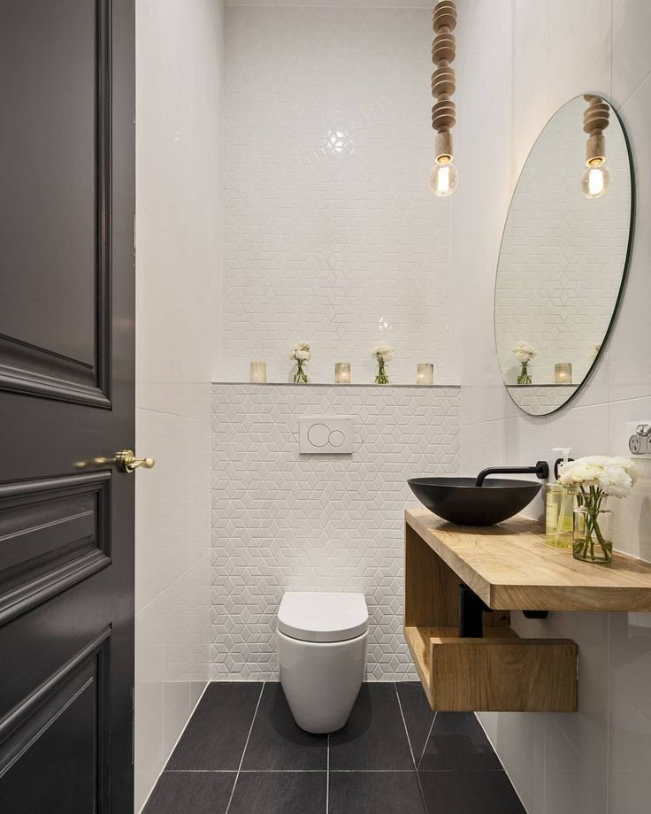 17 Best Ideas About Small Bathroom Wallpaper On Pinterest: The 25+ Best Small Powder Rooms Ideas On Pinterest