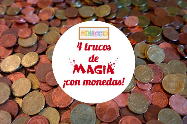 No te pierdas estos divertidos trucos de magia con monedas, a los peques les encantará aprender estos sencillos trucos de magia y sorprender a amigos y familia.