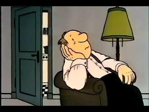 """Loriot """"Feierabend"""" (einfach hier sitzen) - YouTube"""