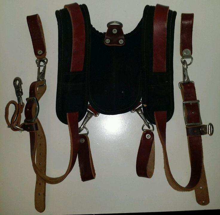 25 best ideas about tool belt suspenders on