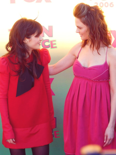 37 best images about Deschanel Sisters:) on Pinterest ...