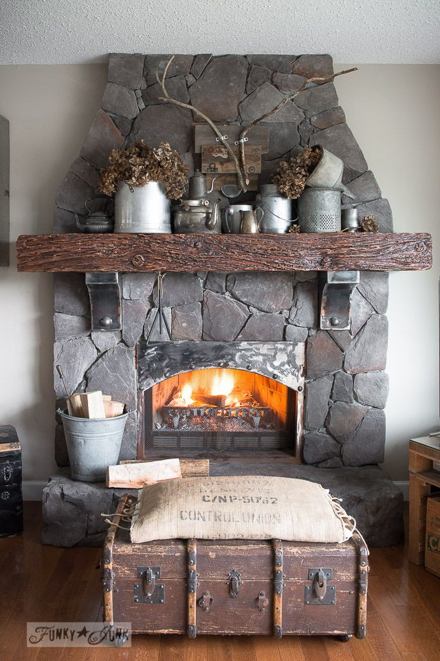 70 best Decor: FIREPLACES and mantels images on Pinterest ...