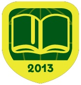 #WorldBookDay (2013): Share your favourite book & unlock special badge for #WorldBookDay 23rd April 2013.