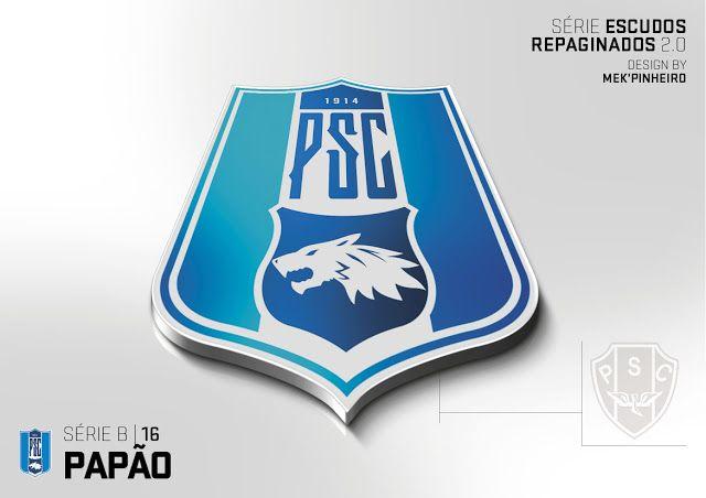 Mek'Pinheiro: Série Escudos Repaginados 2.0 Série B (Campeonato Brasileiro 2016)