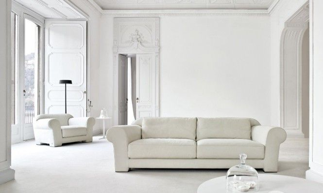 via Luxury Living Rooms from Busnelli