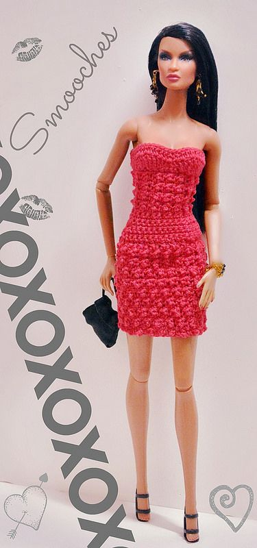 Valentines Day Dress Barbie Ken Klder Mbler Mm Mm