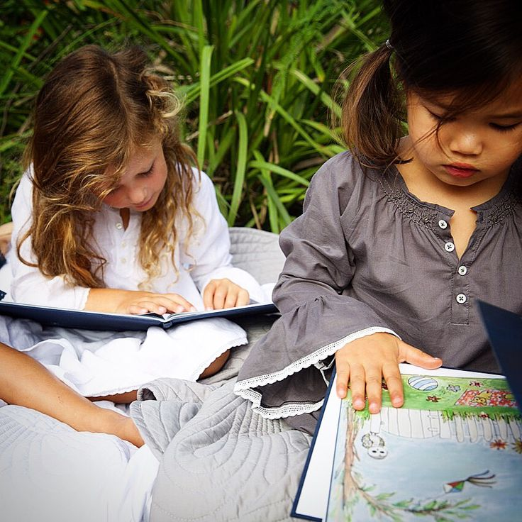 """""""The Owl Outside My Door """" Little angels exploring the pages of a book ❣"""