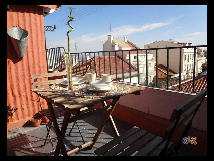 Aproveite o sol e disfrute do seu apartamento! Visite o OLX e encontre o ideal para si! Se vale X, OLX!