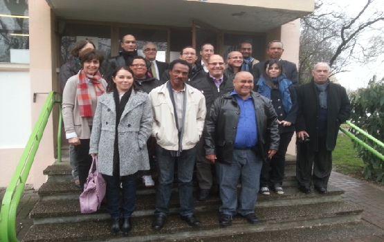 04/02/14.12 travailleurs handicapés réunionnais formés à Strasbourg. LIRE http://www.zinfos974.com/12-travailleurs-handicapes-reunionnais-formes-a-Strasbourg_a67741.html