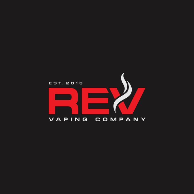 Rev Vaping Company needs a modern and smooth logo by JervixJ