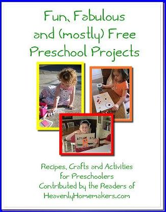 Free Preschool Projects eBook