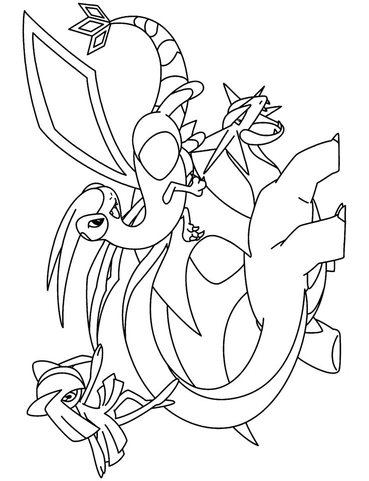 Perfect Advanced Coloring Book