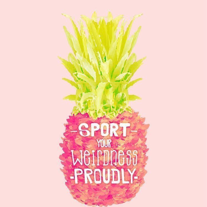 Stay fresh stay unique stay pineapple #freshvibes #pineapplelove #tsiou