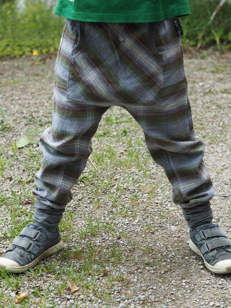 Freebook Schnittmuster Baggy Trousers NOSH – Bianca Bentler