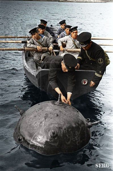fascinating WWII in colour...