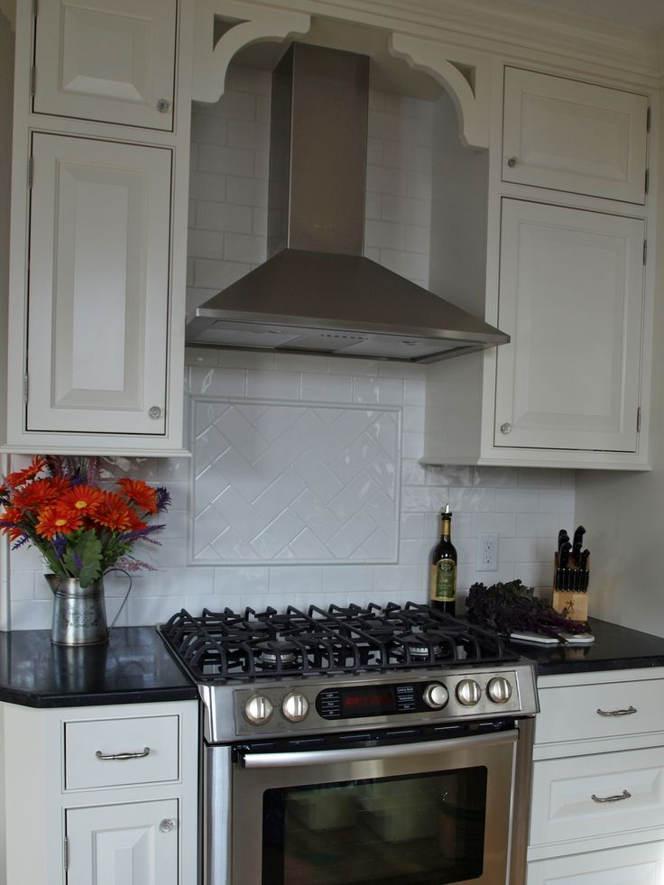 Modern Kitchen Stove Venting Dream Kitchens Pinterest