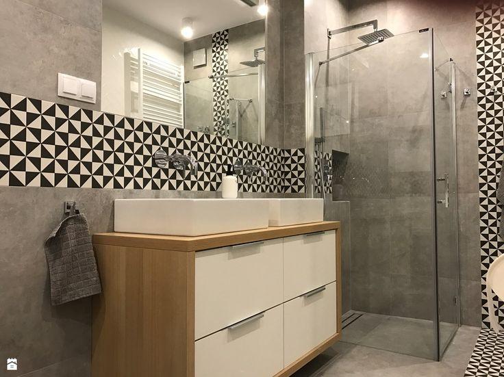 Łazienka styl Skandynawski - zdjęcie od Architektownia - Łazienka - Styl Skandynawski - Architektownia