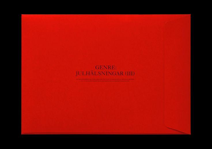 Henrik Nygren—Design — No. 15. Genre: Julhälsningar (III)
