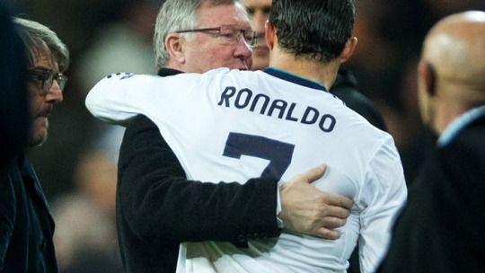 Berita bola Manchester United terbaru: Sebelum pensiun Sir Alex yakin CR7 akan kembali