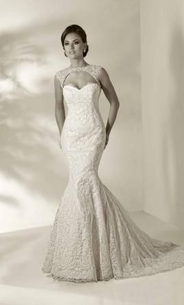 """Other Cristiano Lucci """"Megan"""" 2014 collection 6 find it for sale on PreOwnedWeddingDresses.com"""