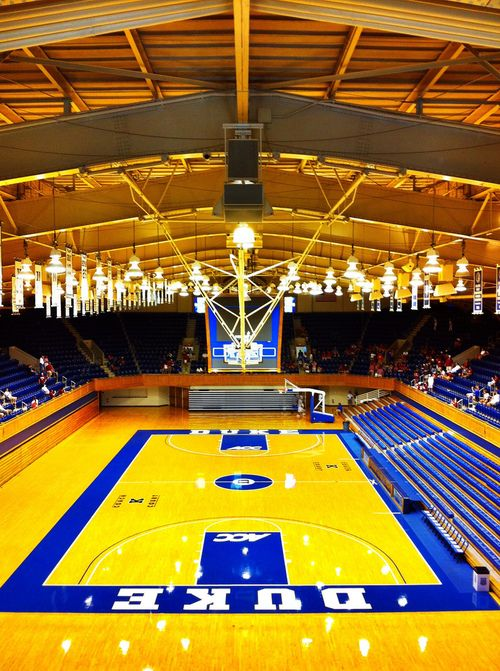 One of the best places on earth. I can die happy after watching a Duke/UNC game here Feb 2010. @Erin Wood