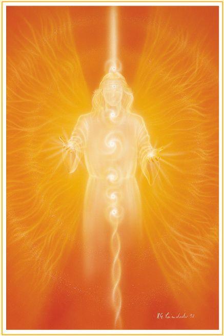 The Orange Angel © Hans Georg Leiendecker