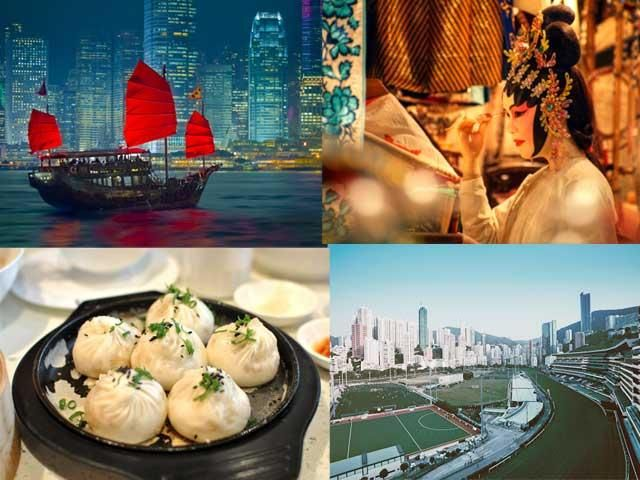 Slideshow : Hong Kong: Perfect place to experience best of East meets West - Hong Kong: Perfect place to experience best of East meets West | The Economic Times