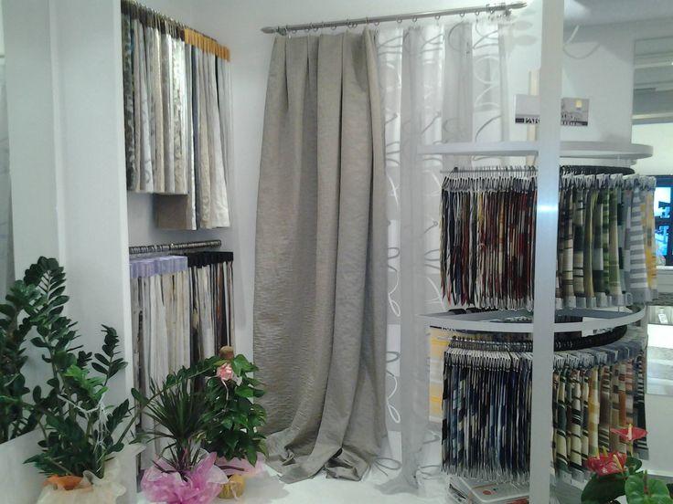 campioni di tessuto per tendaggi e per interni