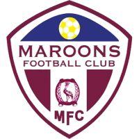1965, Maroons FC (Kampala, Uganda) #MaroonsFC #Kampala #Uganda (L13102)
