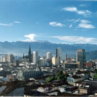 Manizales, Colombia  Donde nacio mi abuelo :)