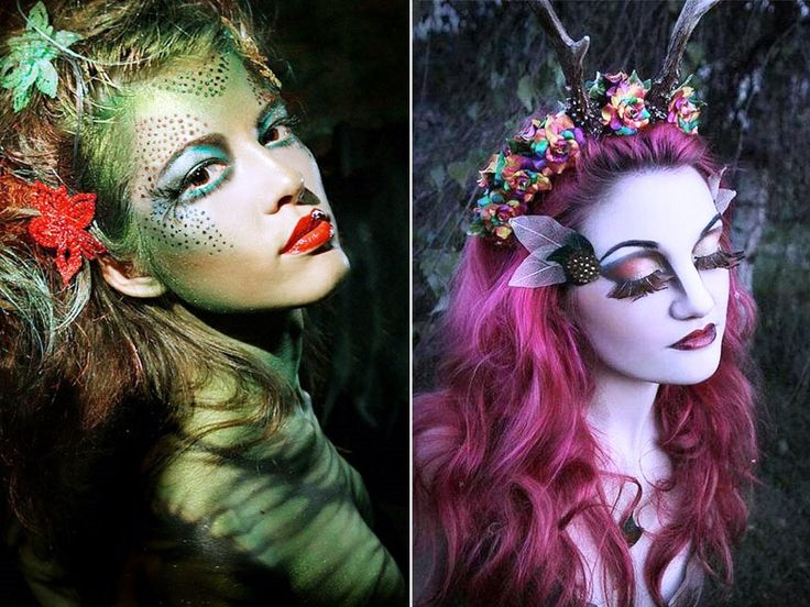 32 Best Fairy Fantasy Makeup Images On Pinterest Fondos De Pantalla