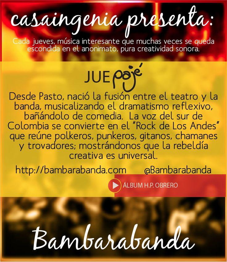 Juepagé de Bambaranda http://bambarabanda.com/?page_id=395