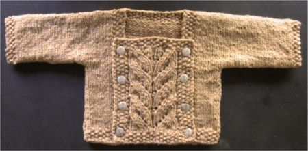 April 2007 Pattern Contest Winner - Presto Chango by Valerie Wallis
