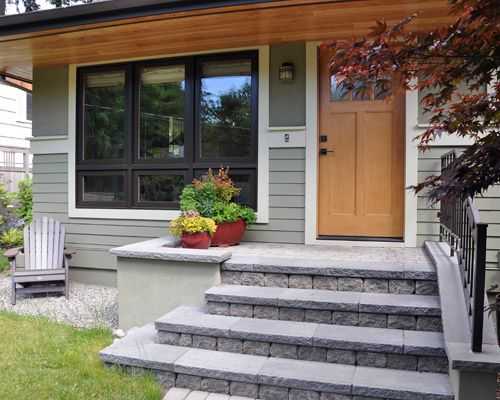 57 Best 1950 S Ranch Home Makeovers Images On Pinterest Exterior Stucco Siding