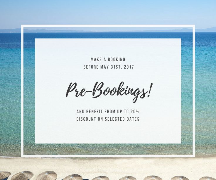 Paradise has never been more affordable! Our, up to 20%, pre-booking discount is still  available at the #AmmonZeus website. Make your #SummerDays count by booking a luxury  stay at the recently renovated #AmmonZeus. Place your reservation direct & save an  additional 5% for the whole periof of #summerseventeen. It only takes a click…